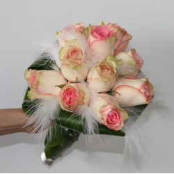 Bouquet de Mariée Unakite