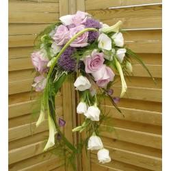 Bouquet de Mariée Danburite