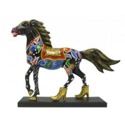 Cheval Noir  S Black Beauty  19.5 x h 15.5cm