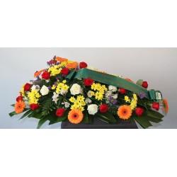 Dessus de cercueil  Hessonite