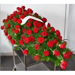 Dessus de cercueil Rhodonite