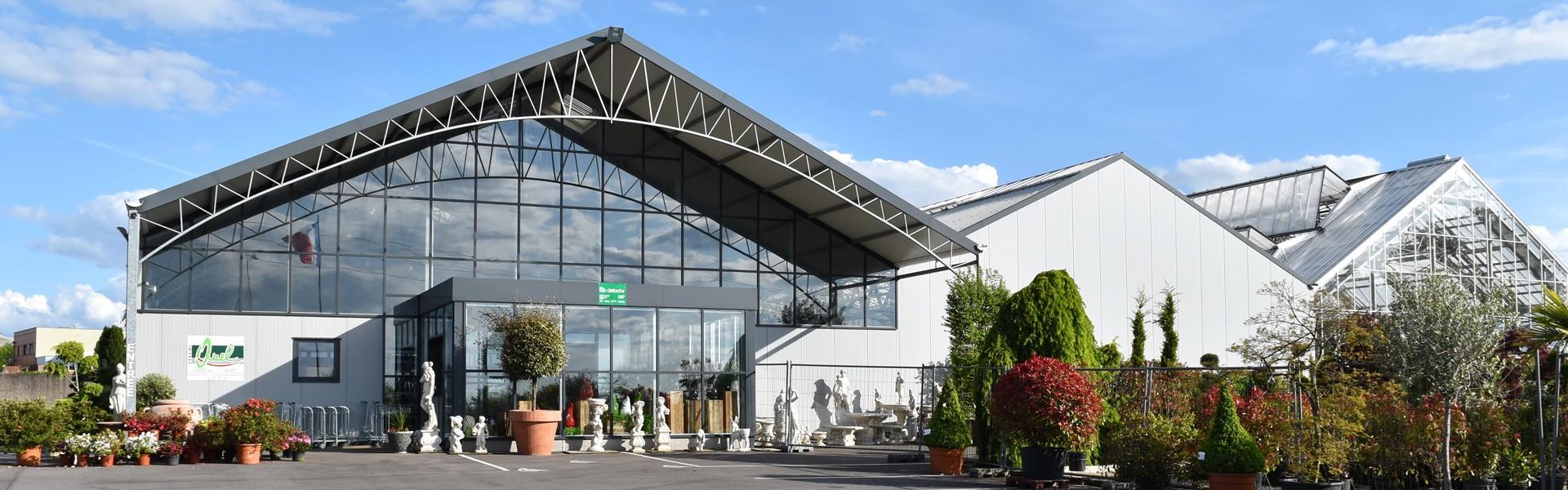 Garden Center Quel, votre fleuriste en Moselle